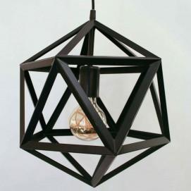 Лампа подвесная 49761 EMBLETON черная Eglo