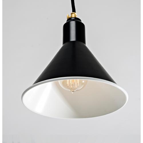 Лампа подвесная Buco арт 3623 PikArt белая