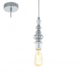 Лампа шнур 49856 WELLS хром Eglo