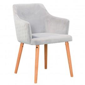 Кресло HY-7516 серое Primel