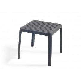 Стол для шезлонга WAVE антрацит 21 PAPATYА