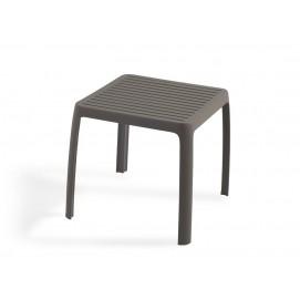 Стол для шезлонга WAVE серо-коричневый 61 PAPATYА