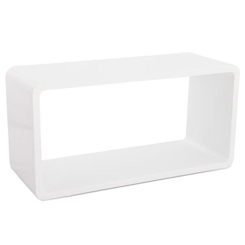 Полка Recto белая 90 cm (CT00220WH) Kokoon Design