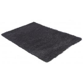 Ковер Cozy черный 230x160 cm (DK00080BL) Kokoon Design
