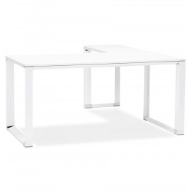 Стол офисный WARNER белый OT00210WH Kokoon Design 2017