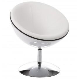 Кресло SPHERE белое AC00430WH Kokoon Design 2017