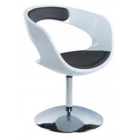 Кресло KIRK черное+белый Kokoon Design 2017