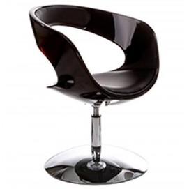 Кресло KIRK черное+черный Kokoon Design 2017