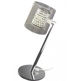 Лампа настольная ZUMA LINE CORINA хром 0110-01F-F4AC