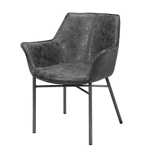 Кресло 4103 / 44W черное Zijlstra 2017