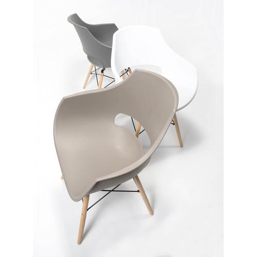 Кресло 3643 / 52 белый Zijlstra 2017