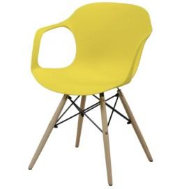 Кресло 3644 / 67 желтое Zijlstra 2017