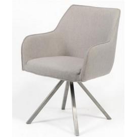 Кресло 4911/61RZ светло-серое Zijlstra 2017