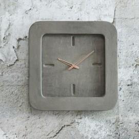 Часы 2417 / 48S серые бетон Zijlstra