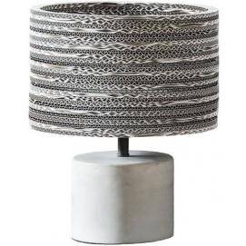 Лампа настольная 7297 / 52 серая бетон Zijlstra 2017