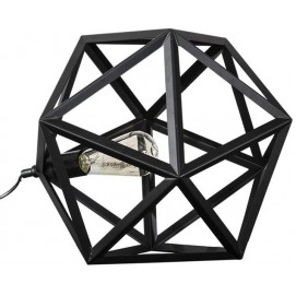 Лампа настольная 8143 / 44 черная Zijlstra 2017