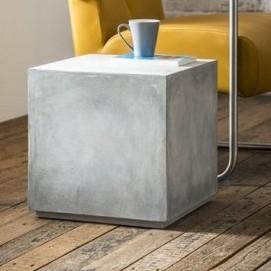 Стол кофейный 6361 / 48C серый бетон Zijlstra 2017