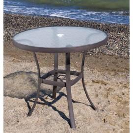 Стол обеденный ALT - 8040 черный Onder