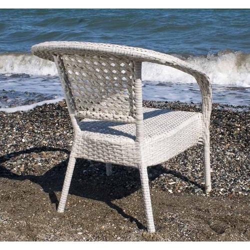 Кресло ALC - 4000 белое Onder