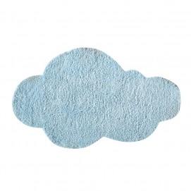 Ковер детский L 100 cm NUAGE голубой 142650 Maisons 2017