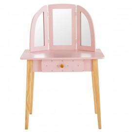 Туалетный столик April розовый 170763 Maisons 2017