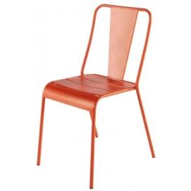 Стул Harry's оранжевый 147072 Maisons 2017