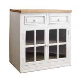 Стол мойка Eleonore белый L 80 cm 122136 Maisons 2017