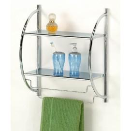 Полка для ванны BS-1009 металл Onder