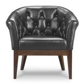 Кресло Коралл-1 D'LineStyle черное
