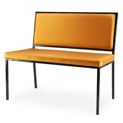 Диван двойка Выбор-скамья желтая D'LineStyle