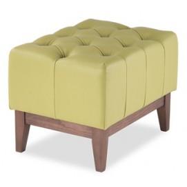 Пуф (стол прикроватный) РЕМБРАНДТ S-14-7 зеленый D'LineStyle