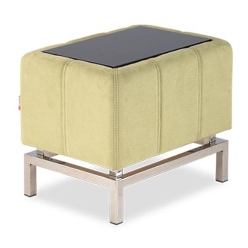 Пуф (стол прикроватный) Кандинский S-1-14-NS-st оливка D'LineStyle