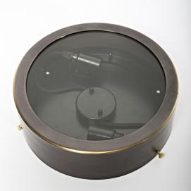 Светильник потолочный 3758 коричневый PikArt