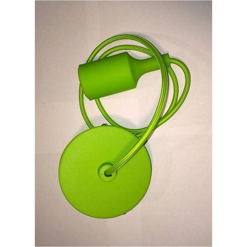 Лампа шнур AMP Silicone 004-1 зеленая Thexata