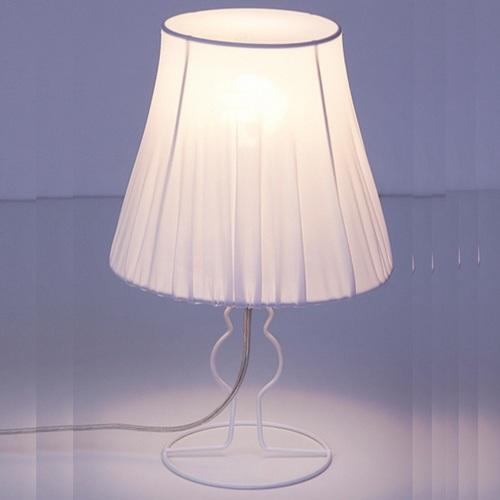Лампа настольная Nowodvorski 9671 FORM белая