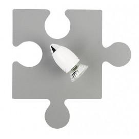 Светильник детский Nowodvorski 9730 PUZZLE серый
