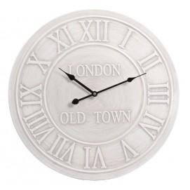 Часы Old Town 50x50x5,5 белые 943082 Dyyk