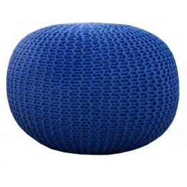 Пуф Ball синий 50cm (Z37746) Invicta