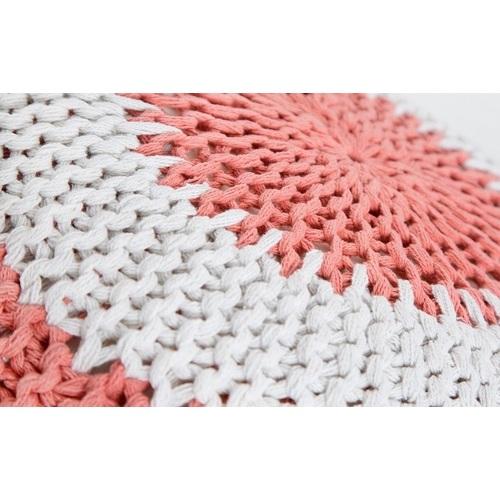 Пуф Bali 50cm (Z37336) розовый Invicta
