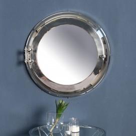 Зеркало 55cm (Z37463) серебро Invicta