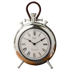Часы настольные 40cm (Z37089) хром Invicta