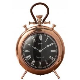 Часы настольные 40cm (Z37091) медь Invicta