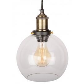 Лампа подвесная 107x27cm прозрачная 30016-1 Dyyk
