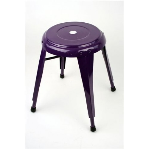 Табурет 50x35 см фиолетовый 208025 Dyyk