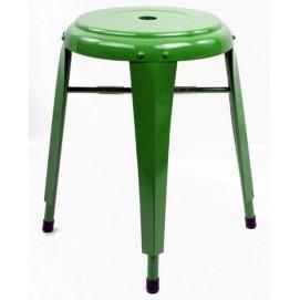 Табурет 50x35 см зеленый 208027 Dyyk