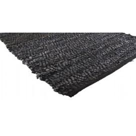 Ковер 60x90 см чёрный 129019 Dyyk
