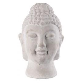 Будда 32.5x20.5cm белая 955056 Dyyk
