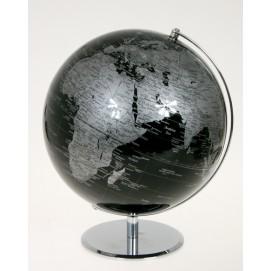 Глобус 30cm серебро 684002 Dyyk