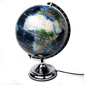 Глобус 30cm серебро 684015 Dyyk