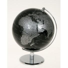 Глобус 20cm серебро 684001 Dyyk